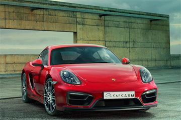 CarCasm Porsche